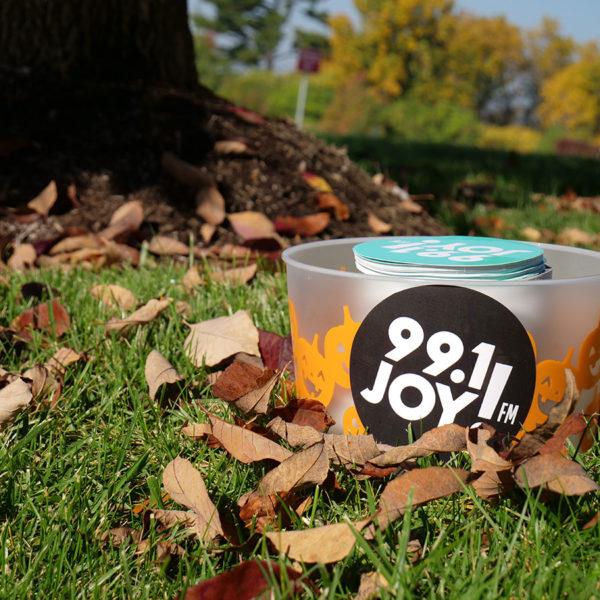 JOY FM Sticker Treat